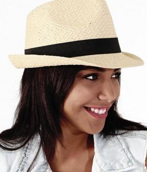 Slaměný klobouk 048.69 Beechfield 80070f5d1b