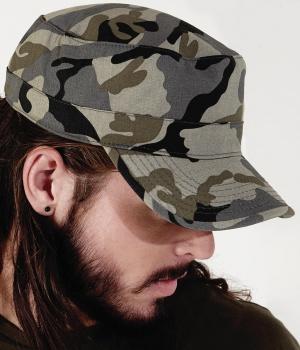 Maskáčová vojenská čepice 304.69 Beechfield 8fd8b465bf