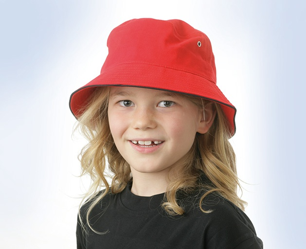 60ca66a95cb Dětský klobouček Myrtle Beach Fisherman Piping Hat for Kids